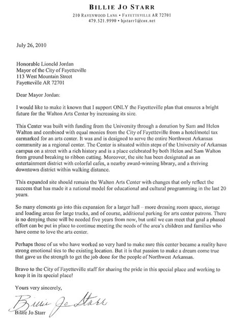 Fundraising Concert Letter A Closer Look At Fayetteville S Wac Expansion