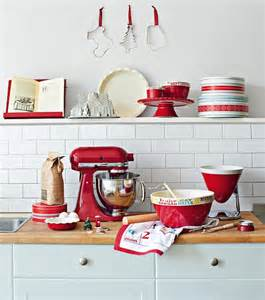 Red Kitchen Decorative Accessories Put The Kettle On Treat Your Friends And Family To Tea