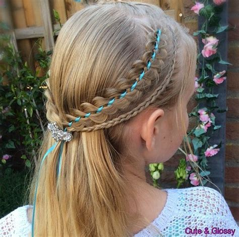 Wedding Hairstyles With Ribbon by 40 Cool Hairstyles For On Any Occasion