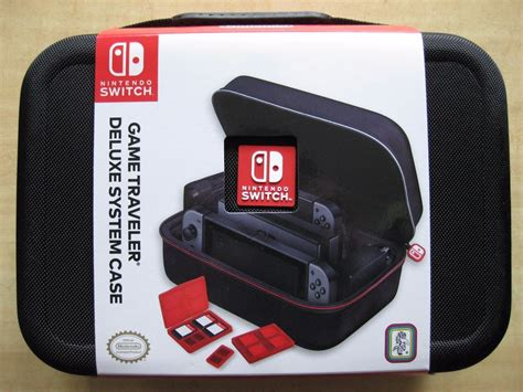 Rds Nintendo Switch Deluxe System rds industries inc nintendo switch traveler deluxe system ebay