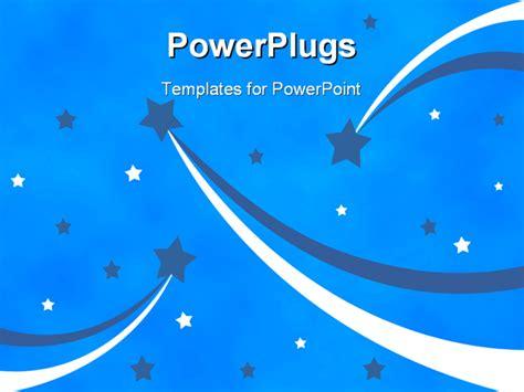 powerpoint templates free stars best background 0616 powerpoint template shooting stars