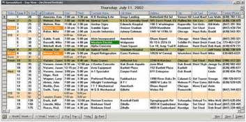 Dispatch Schedule Template by Employee Schedule Template Related Keywords