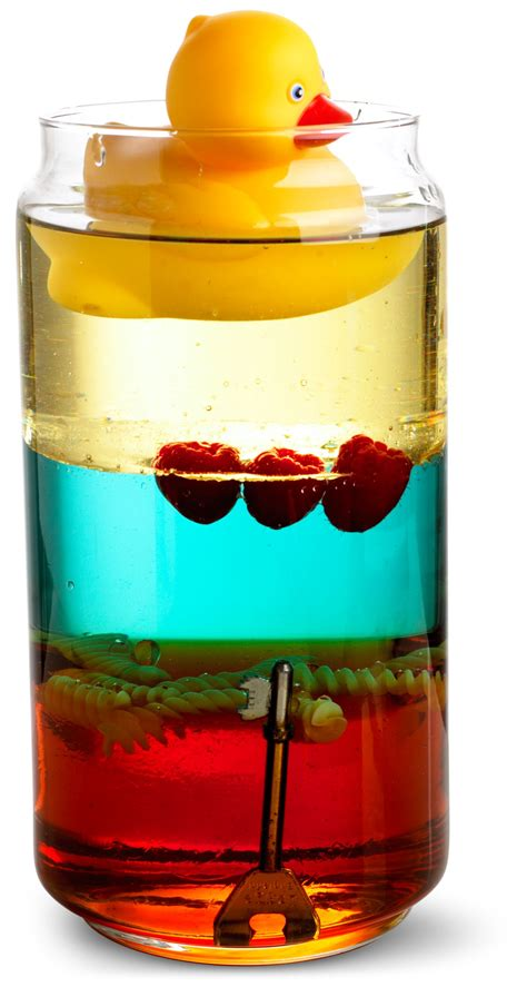 Objects That Sink And Float by Floating And Sinking Density Of Liquids Dk Find Out