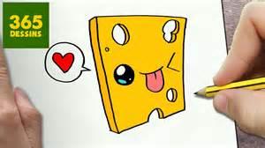 comment dessiner fromage kawaii 201 par 201 dessins