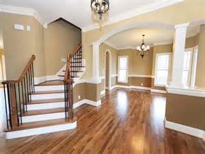 ideas warm interior paint colors with staircase warm