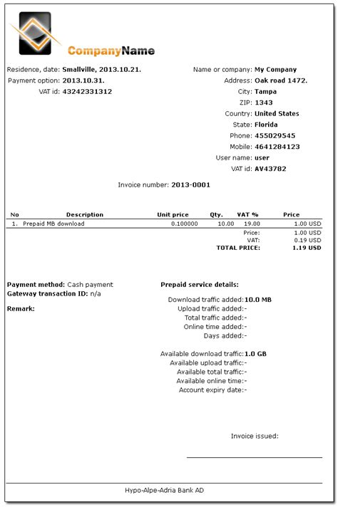 pre invoice template mikrotik voucher template syed jahanzaib personal