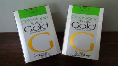Chlostanin Gold L Isi 300 Kapsul jual chlostanin gold 300 kapsul jual chlostanin