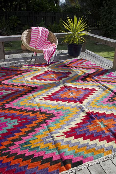 bright colored outdoor rugs 20 turkish kilim rugs with ethnic style decorazilla