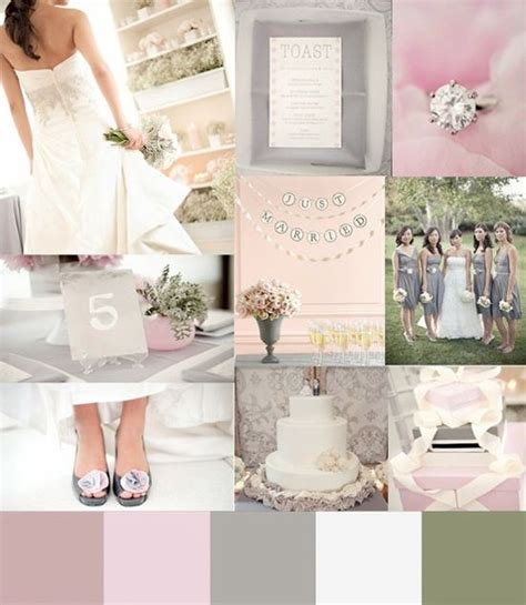 grey pink wedding theme 95 best silver pink wedding theme images on