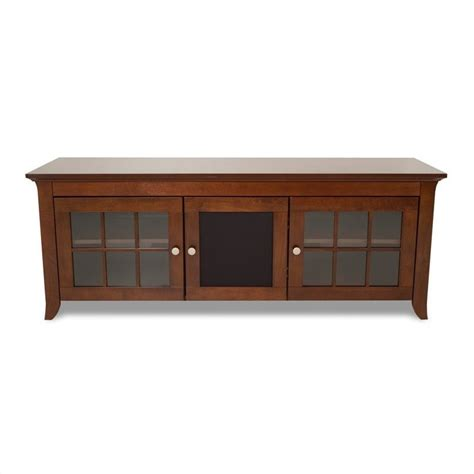 wide tv stand 60 wide tv stand in walnut cre60