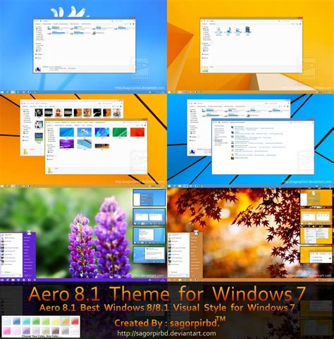 theme windows 7 vietnam aero 8 8 1 theme for win 7 by sagorpirbd on deviantart