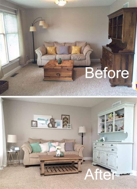 living room renovation before and after before and after great living room renovation ideas hative