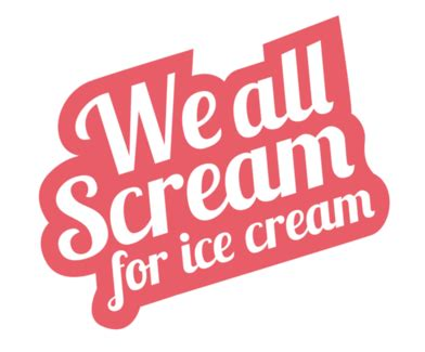 I Scream You Scream We All Scream For by I Scream You Scream We All Scream For Clipart