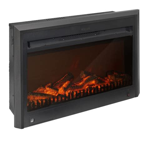 corliving fpe 105 f electric fireplace insert