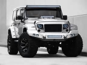 Jeep De An 2016 Jeep Wrangler Unlimited Custom Best