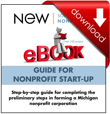 Get An Mba To Start A Nonprofit by New Solutions For Nonprofits Serving Southeast Michigan