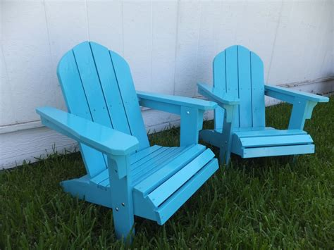 Handmade Childrens Chairs - custom children s adirondack chairs by thh creations