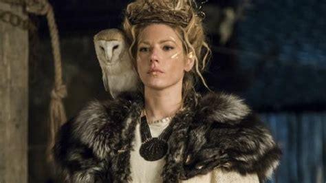 lagertha hair guide vikings star teases new season twist chronicle