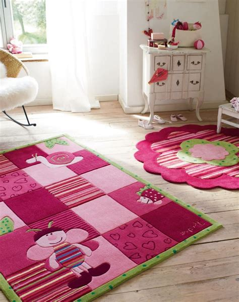Girls Bedroom Rugs | cool kids rugs for boys and girls bedroom designs by