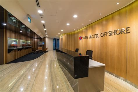 swire pacific offshore singapore office office design