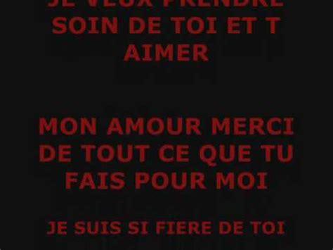 J Aime Mon Mur by Pour L Amour De Ma Vie Que J Aime Plus Que Tout Au Monde