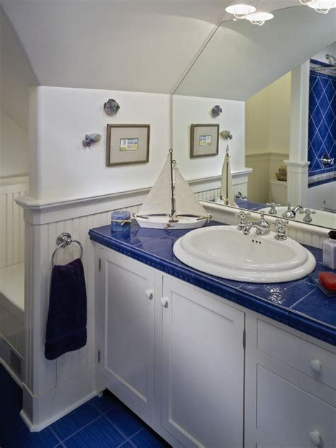 cobalt blue bathroom 35 cobalt blue bathroom tile ideas and pictures