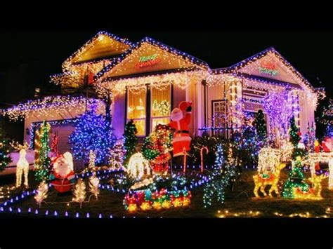 best christmas home decorations in brooklyn spectacular lights decorations dyker heights ny marrychristmas