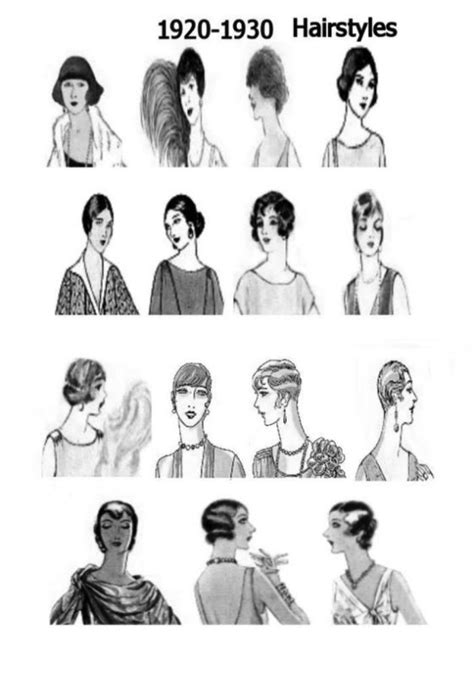 1920s hairstyles history roaring twenties hairstyles for copacetic couture moda