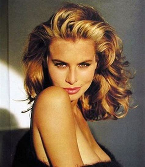 90s supermodels with short hair 90s supermodels with short hair get a big blow out 90s