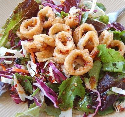 fried calamari salad calamari squid octopus pinterest 66 best images about calamari on pinterest