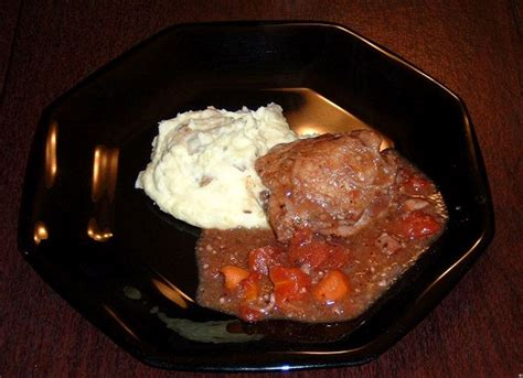 what dish goes with mashed potatoes coq au vin with roasted garlic mashed potatoes feature dish