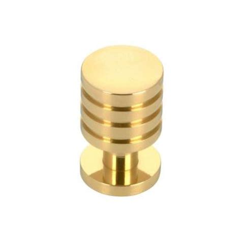 richelieu hardware contemporary and modern 9 16 in brass