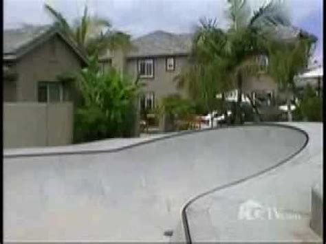tony hawk backyard tony hawk s backyard skatepark youtube