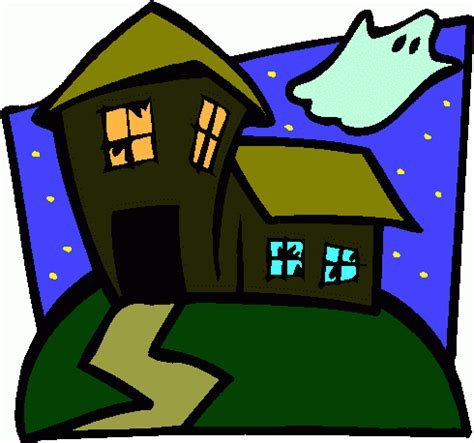 Haunted House Clipart by Haunted House Clip Cliparts Co