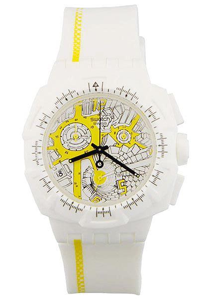 Swatch Chrono Map 楽天市場 suiw410chrono plastic map yellow スウォッチトリート