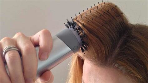 Air Curly Hair Styler Comb Sisir Curly Fashion Wanita air brush for thick curly hair curly hair