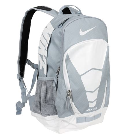 Backpack Nike Max Air Silver silver nike max air backpack home hockey equipment bags