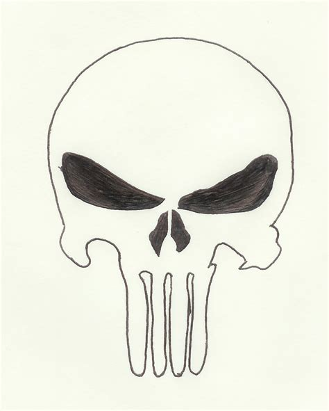 simple skull tattoo simple skull design www pixshark images galleries