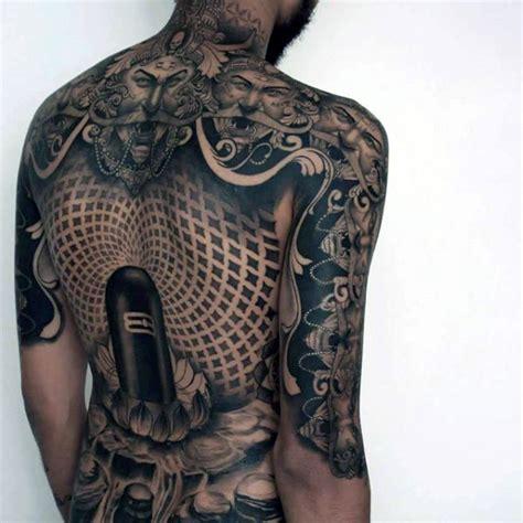 tattoo lotus full back 100 lotus flower tattoo designs for men cool ink ideas