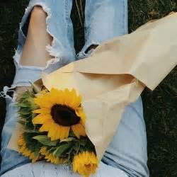 Flowers In Amarillo - girasoles