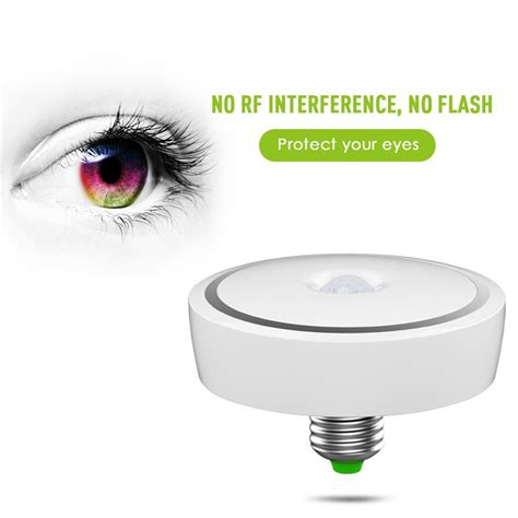 Lu Led Infrared fengyang 014 pir infrared motion sensor e27 3w 120lm 3000k