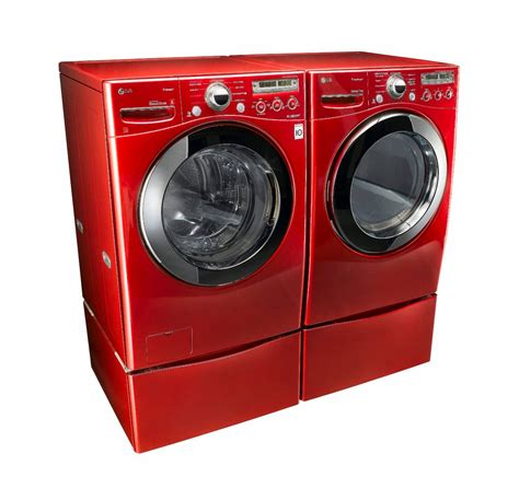 Pedestals For Lg Washer And Dryer lg steam washer