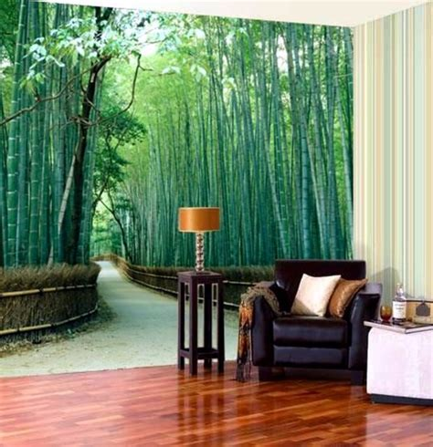Painting A Mural On A Bedroom Wall murals forest enjoy the tranquility of nature wall