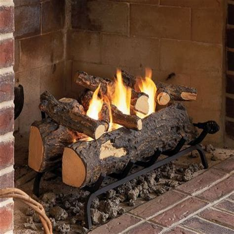 fireplace log set gel fireplace logs burns clean