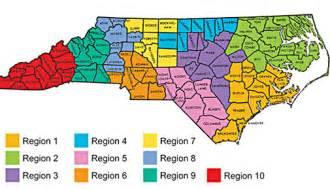 carolina region map carolina home builders association 187 region 10