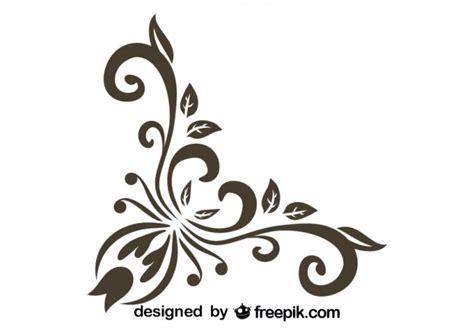 vintage design elements corners vector free stylish corner vintage graphic element vector free download