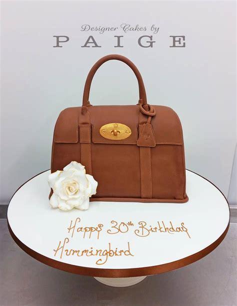 Mulberry Bag Cake