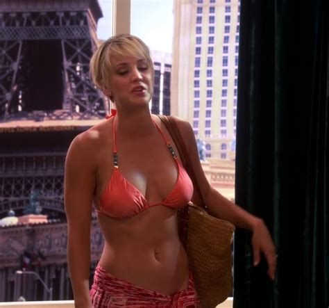 kaley cuoco picture gallery 5 the big bang theory pop minute kaley cuoco big bang theory bikini vegas