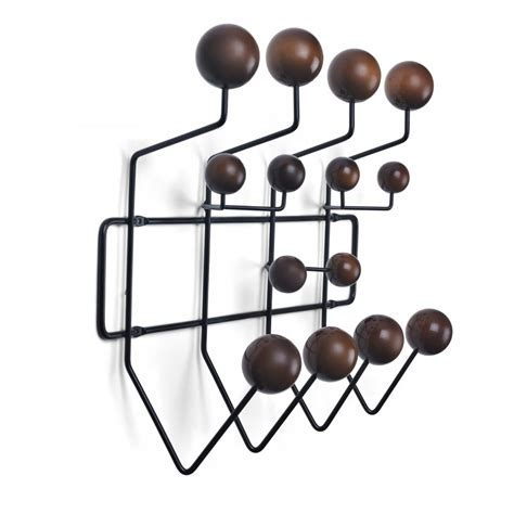 Eames Coat Rack Replica by Style Brown Hang It All Cult Furniture Uk