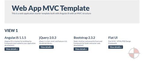 10 Free Angularjs Templates Angularjs 4u Website Starter Template
